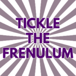 "Masturbation: ""Tickle the Frenulum"""