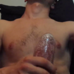Men Masturbating with Masturbators
