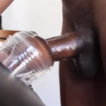 Men Using Sex Toys #6 — Fleshlight Ice Strokers